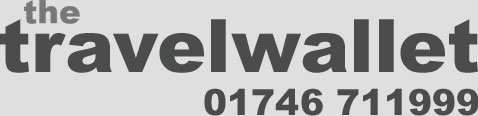 the travelwallet logo and contact number