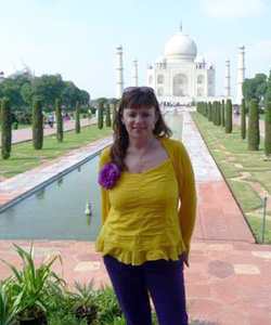 Taj Mahal holidays