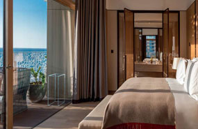 The Luxurious Bulgari Hotel Opens in Dubai - The Travelwallet